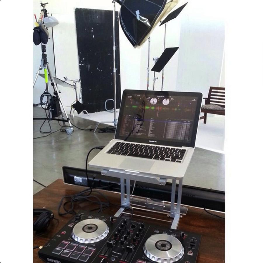 DJ Mathieu, astudio, Toufic Araman